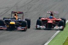 Formel 1 - Ein dritter Platz k�nnte reichen: Rechenspiel: So wird Vettel in Austin Weltmeister
