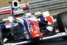 Formel 2 - Zanella gewinnt letzten Lauf in Monza: Bacheta reicht dritter Platz zum Meistertitel