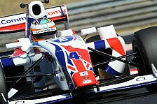 Formel 2 - Bacheta reicht dritter Platz zum Meistertitel