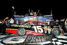 NASCAR - Jeff Gordon schnappt sich das letzte Chase-Ticket: Clint Bowyer gewinnt in Richmond