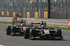 GP2 - In Jerez doppelt im Einsatz: Palmer testet f�r Lotus