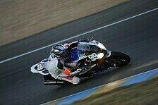 Bikes - Sturz zerst�rt Siegtr�ume: BMW beendet Saison auf dem Le-Mans-Podium