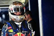Formel 1 - Alonso lie� Platz - Vettel nicht: Alguersuari: Vettel-Strafe verdient