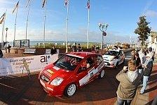 ADAC Rallye Masters - Divisionsf�hrung nach Abschluss der Vorl�ufe: Mysliwietz: Wir sind ein wenig entt�uscht