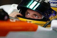 Formel 1 - Ein Testtag ist verdammt kurz: Razia denkt nicht �ber 2013 nach