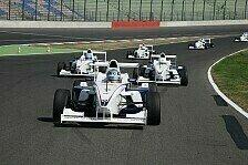 Formel BMW - Talent Cup zu Gast in Oschersleben