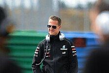 Formel 1 - Jetzt kommen wir: Schumacher: Update-Paket sorgt f�r Hoffnung