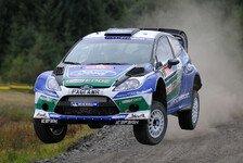 WRC - Rutschige Stra�en liegen mir: Latvala: K�nnte nicht gl�cklicher sein