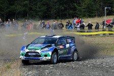 WRC - Punktesammeln unbedeutend: Latvala: Sardinien-Sieg das einzige Ziel