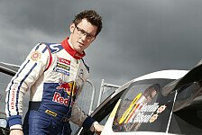 WRC - Neuville in Italien am Start