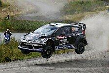 WRC - Mit guter Startposition und Erkundung zum Erfolg: Novikov und T�nak freuen sich auf Sardinien