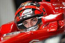 Formel 1 - Unverwechselbares Trainingsprogramm: Bianchi bei der Florida Winter Series dabei