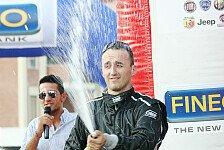 Formel 1 - Arzt h�lt F1-R�ckkehr nun doch f�r wahrscheinlich: Kubica: Weg nicht so lang wie gedacht