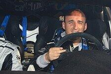 Formel 1 - Schritt f�r Schritt: Kubica: Keine Pl�ne f�r die Zukunft