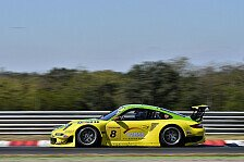 Mehr Sportwagen - Chancen auf Titelgewinne bleiben gewahrt: Manthey: GT-Open-Podium in Ungarn