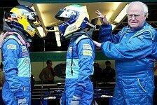 Formel 1 - Sicherheitsverfechter: F1-Arzt Sid Watkins verstorben