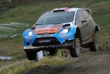 WRC - Haben noch mehr Speed in petto: �stberg nach Platz vier �bergl�cklich