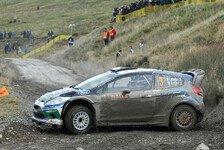 WRC - Hirvonen will wie die H�lle pushen: Latvala baut Vorsprung aus