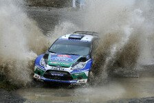 WRC - Solberg beendet seine Karriere