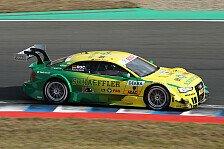 DTM - Probleme mit den Kerbs: Audi: H�henflug beendet