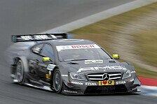 DTM - Sechs statt acht Autos: Schumacher & Paffett: Ehrgeizige Ziele