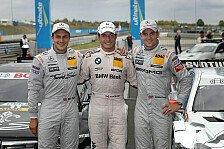 DTM - Bilderserie: DTM-Champions seit 2000