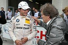 DTM - Nach dem Rennen ist vor dem Rennen: Haug will 2013 zur�ckschlagen