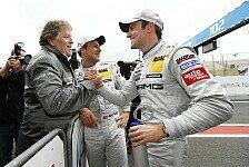 DTM - Bye, bye Mr. Mercedes : Haug hinterl�sst 32 DTM-Titel