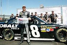 NASCAR - Zw�lf Piloten fahren um die Meisterschaft: Jimmie Johnson holt Pole beim Chase-Auftakt