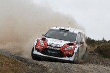 WRC - Gute Serie fortsetzen: Novikov mit R�ckenwind nach Frankreich