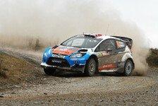 WRC - F�rchterliches Ger�usch vom Motor: �stberg wollte aufgeben