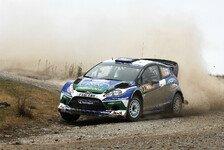 WRC - Solberg verliert Duell um Platz zwei: Latvala holt zweiten Gro�britannien-Sieg
