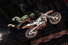 NIGHT of the JUMPs - Torres will Weltmeister werden: Starkes Fahrerfeld f�r 2013