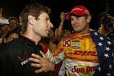 IndyCar - Die Leiden des Will P.: Hunter-Reay mit drei Punkten Vorsprung Meister