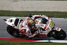 MotoGP - Erstes Podest f�r Gresini und Simoncelli: Bautista �bergl�cklich