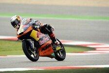 Moto3 - KTM bestimmt die Top-3: Cortese mit Bestzeit im 3. Training