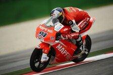 MotoGP - Fahrer m�ssen bis zum Schluss alles geben: Jorge Martinez