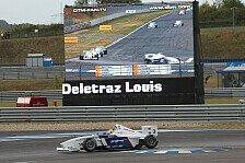 Formel BMW - Louis Delétraz feiert Start-Ziel-Sieg