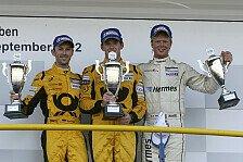 Carrera Cup - Edwards und Rast dominieren: Ein Wochenende ganz in Gelb