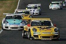 Carrera Cup - Rast vs. Edwards beim Finale: Teaminternes Duell um den Titel