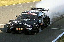 DTM - Drive like Bruno: Marquardt: Emotionales Superergebnis