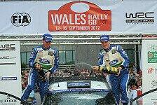 WRC - Bilder: Rallye Gro�britannien - 10. Lauf