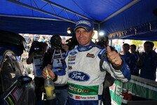 WRC - Das Auto ist schnell: Solberg bereit f�r Leader-Rolle bei M-Sport