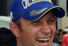 WRC - Erfolgreiches Ehepaar: Solberg feiert Histo-Sieg in Schweden