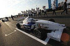 Formel BMW - Scholarship-Shoot-Out f�r 2013 gewonnen: Talent Cup: Jules Szymkowiak siegreich