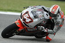 MotoGP - Trocken-Arbeit k�me sehr gelegen: Pasini h�tte f�r Regen ein paar Ideen