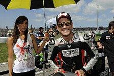 Moto2 - San Marinese noch nicht fit: Pasini statt De Angelis in Valencia f�r Forward