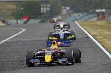 WS by Renault - Da Costa gewinnt Regenkrimi: Paul Ricard: Da Costa holt Sieg in Rennen 1