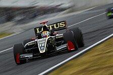 WS by Renault - Fast eine halbe Sekunde in Front: Magnussen am ersten Barcelona-Tag voran
