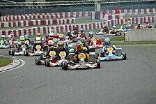 ADAC Kart Masters - Teilnehmerrekord in Wackersdorf: ADAC Kart Masters fiebert Saisonfinale entgegen
